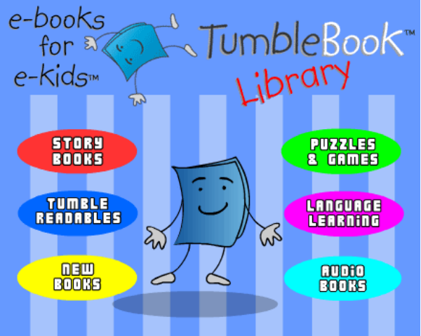 tumblebooks news item